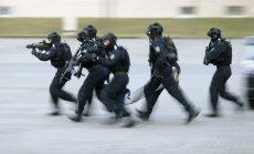 Foto: 'Teroristu bieds' – Vācija piesaka jaunu pretterorisma vienību