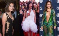 Unikāli un izaicinoši: 10 slavenu dāmu tērpi, kas satraukuši pasauli