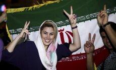 Irānas prezidents: valstī sāksies ekonomiskā uzplaukuma gads