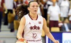 Anetei Šteinbergai 21 punkts uzvarā Eirolīgas spēlē pret savu bijušo komandu