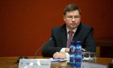 Dombrovskis: EK aprēķini rāda, ka Krievijā ir nopietnas ekonomikas problēmas