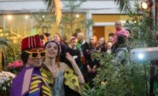 Foto: NSRD performances 'Dr. Enesera Binokulāro deju kursi' rekonstrukcija