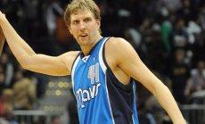 Novickis kļūst par septīto rezultatīvāko NBA spēlētāju