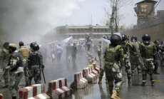 Afganistānā sadursmēs ar drošības spēkiem bojā gājuši četri protestētāji