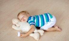 Diānas Zandes ieteikumi, kas mazulim palīdzēs labāk iemigt