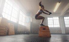 Laika trūkums nav attaisnojums: saudzējoši, taču efektīvi treniņi visām muskuļu grupām