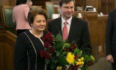 Dombrovski oficiāli izvirza eirokomisāra amatam