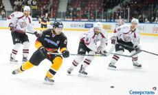 Severstal - Dinamo Riga, Jerofejevs, M.Redlihs, Seigo