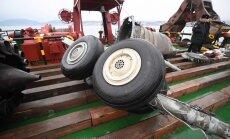 Krievijas armijas koristu lidmašīna avarējusi pilota kļūdas dēļ