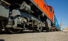 Četras lokomotīves nopirkt piedāvāja Daugavpils uzņēmums, Magoņa krimināllietā saka liecinieks