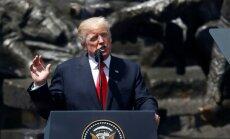 Трамп запросил у конгресса $5 млрд на защиту от КНДР и стратегию в Афганистане