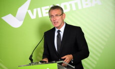 Пиебалгс: Риге нужен новый мэр, поскольку Ушаков некомпетентен
