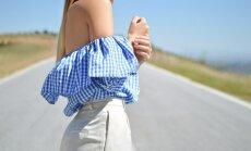 Modē rūtiņas: vasarīgas un aktuālas tērpšanās idejas