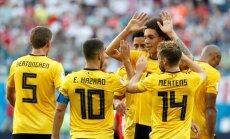 Сборная Бельгии обыграла Англию и получила бронзовые медали ЧМ по футболу