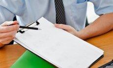 CVK noraida parakstu vākšanu valsts amatpersonu materiālās atbildības ieviešanai