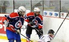 'Liepājas metalurga' hokejistiem otrā graujošā uzvara MHL B divīzijas turnīrā divu dienu laikā