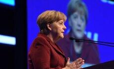 Меркель: Brexit не изменит курса Евросоюза на расширение
