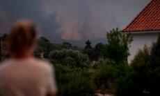 Spānijā un Portugālē cīnās ar vairāk nekā 40 grādu karstumu