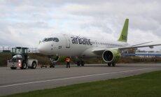 Video: Jaunās 'airBaltic' lidmašīnas ļaus atklāt tālākus galamērķus