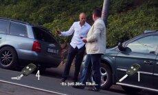 Video: Kā Rīgā cilvēki reaģē uz dzērājšoferi