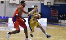 'Ventspils' basketbolisti cieš pirmo zaudējumu mājās FIBA Čempionu līgas sezonā