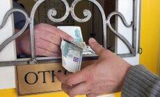 Rubļa vērtība pret dolāru sasniedz jaunu rekordzemu līmeni