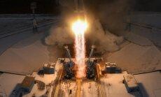 Atbildība par neveiksmīgo 'Sojuz -2.1b' palaišanu jāuzņemas raķeti iesvētījušajam bīskapam, uzskata garīdznieks