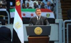 Ēģipte aicina noteikt lidojumu aizliegumu un sarauj attiecības ar Sīriju
