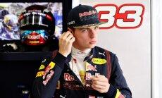 Verstapens pagarina līgumu ar F-1 komandu 'Red Bull'
