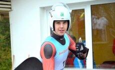 Kamaniņu braucējs Aparjods būs Latvijas karognesējs Pasaules Jaunatnes olimpiskajās spēlēs