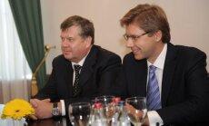 """Если коалиция выдвинет единого кандидата в президенты Латвии, """"Согласие"""" объявит своего"""