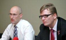 Saeimas vēlēšanu gaidās: 'Latvijas attīstībai' gatavojas sarunām ar 'pariešiem'