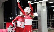 Brāļi Šici iekļūst olimpisko spēļu sešiniekā