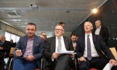 Foto: 'Vienotība' startam Saeimas vēlēšanās plāno veidot jaunu politisko apvienību
