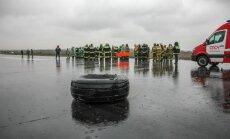 Lidmašīnas avārijā Krievijā vairāk nekā 60 bojāgājušo; 'melnās kastes' pētīs Maskavā (plkst. 21:56)