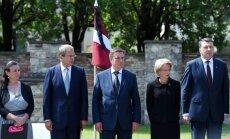 Holokausta piemiņa atgādina nepieciešamību izskaust ksenofobiju, uzsver Vējonis