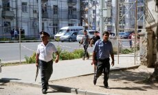 Apšaudēs Tadžikistānā nogalināti 17 cilvēki, tostarp astoņi policisti