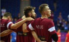 Meiers gatavojas emocionāli 'uzvilkt' Turcijas izlases fanus