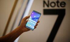 """Samsung назвал сроки возобновления продажи """"взрывающихся"""" Galaxy Note 7 в Европе"""