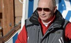 Путин не собирается отдыхать после Олимпийских игр в Сочи