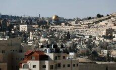 'Giro d'Italia' velobrauciens nākamgad sāksies Jeruzalemē