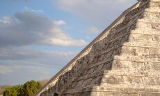 Под пирамидой в городе майя Чичен-Ица обнаружено подземное озеро