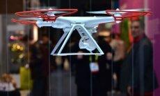 Eiropas Parlaments dronu lietošanu vēlas padarīt drošāku