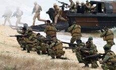 Испания вскоре разместит в Латвии 300 солдат для укрепления границы с Россией