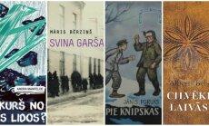 No Poruka līdz Manfeldei. 10 skumjas Latvijas rakstnieku grāmatas