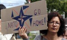 """Кейр Джайлс. Группировка НАТО в Балтии - не """"продвижение в сторону России"""""""