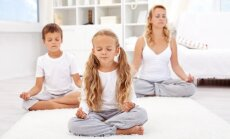 Soda vietā meditācija – līdzeklis bērna nepaklausības novēršanai