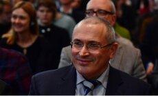 Ходорковский: политики стран Балтии очень хорошо понимают Россию