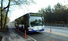 Ūdeņraža trolejbusu projekts nekavējas un transportlīdzekļi tiks piegādāti šogad, mierina 'Rīgas satiksme'