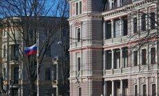 Pabrika izteikumi par mācībām 'Zapad 2013' ir muļķīgi spriedelējumi, pauž Krievijas vēstniecība